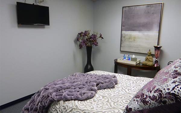 Sleep Tight Diagnostic Center Bedroom 1